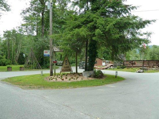 Kamp Klamath RV Park: Kamp Klamath RV
