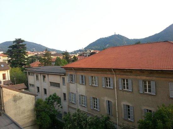 B&B Come a Casa : Aussicht vom Balkon