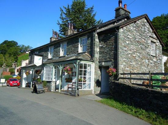 Three Shires Inn: The Hotel