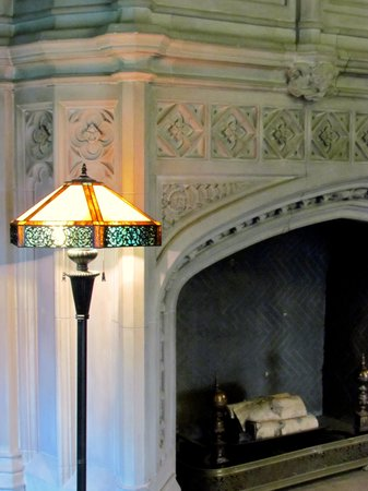 Mayslake Peabody Estate: Limestone heath in library