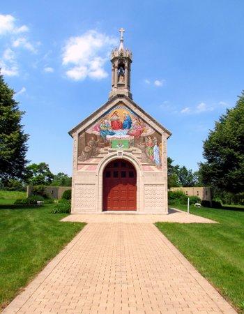 Mayslake Peabody Estate: Portiuncula Chapel