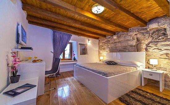 Villa Split Heritage Hotel: room 1