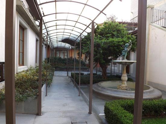 Hotel Orto De Medici: Ingresso camera