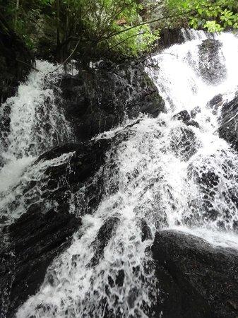 Ribeirao Grande, SP: Cachoeira do Arcão