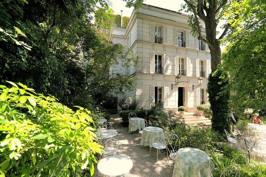 Hotel particulier montmartre paris voir les tarifs - Les jardins de montmartre ...