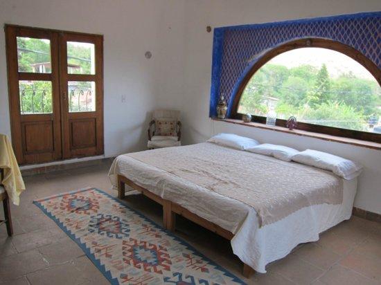 Casa de Huespedes Las Bugambilias: Bedroom