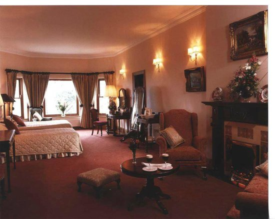 Tinakilly Country House Hotel & Restaurant: Captain Suite