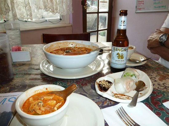 Dara Thai Cafe : Good Food