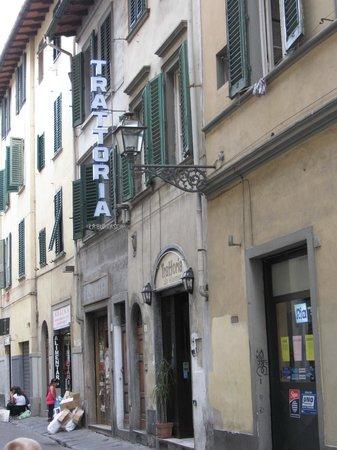 San Giorgio e Olimpic: Trattoria a 5 minuti dall'albergo