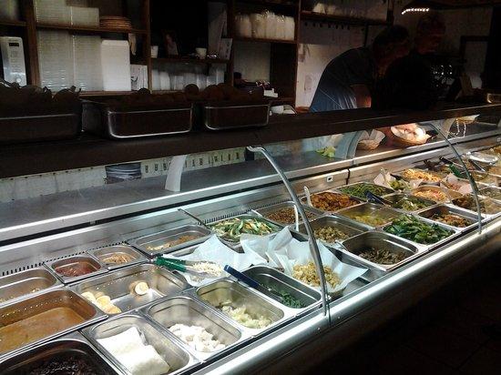 Restaurant Anak Blitar : many choices