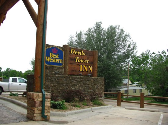 Best Western Devils Tower Inn: Devils Tower BW
