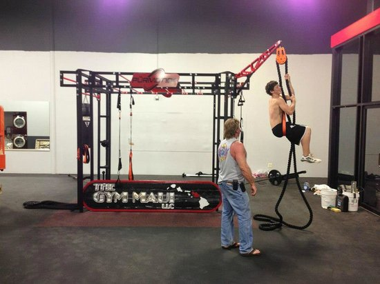 The Gym Maui: Purmotion full body functional training.Only one in Hawaii