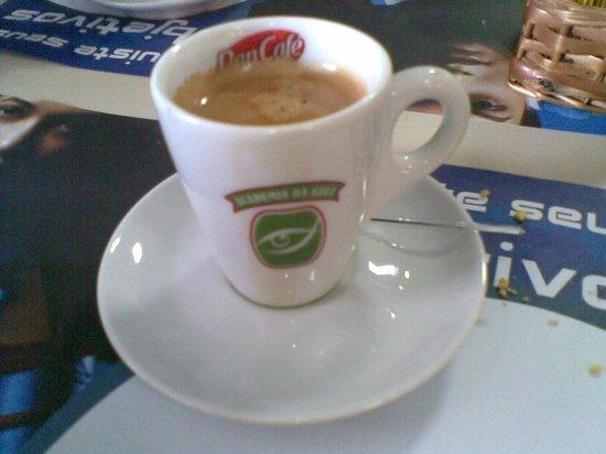 Academia da Gula : O café tirado com cuidado..
