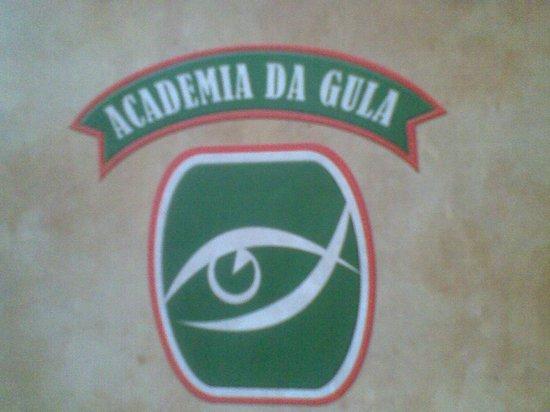 Academia da Gula : O cardápio é para todos os gostos