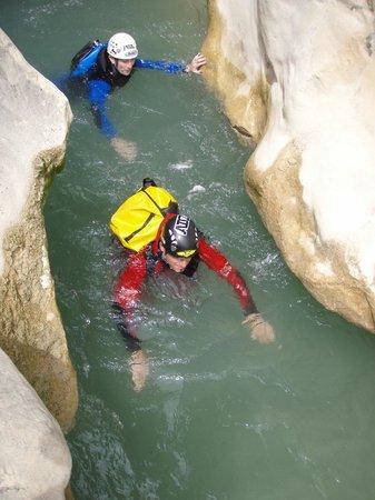 Experience Canyon : Sierra de Guara