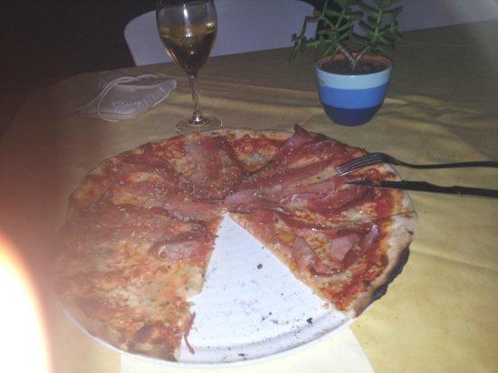 Ristorante Italiano AL CIRCO: Pizza de chez Al Circo