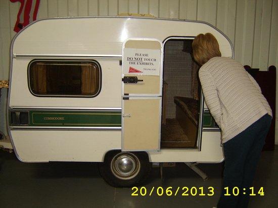 The Scarborough Fair Collection: A Tiny Caravan