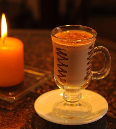 Para Ti Chocolates: Chocolate caliente
