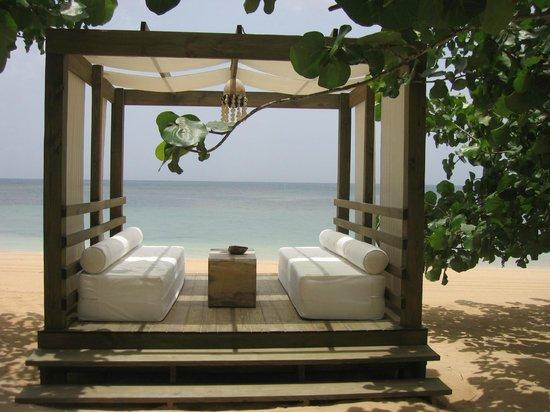 Xeliter Balcones del Atlantico: Beach Cabanas