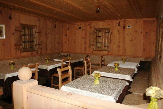 Hotel Capriolo: Sala da pranzo
