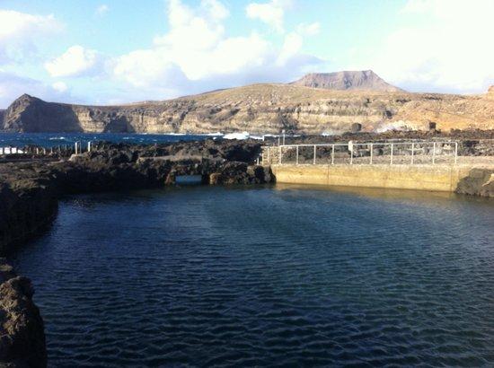 Hotel & Spa Cordial Roca Negra: piscine naturali