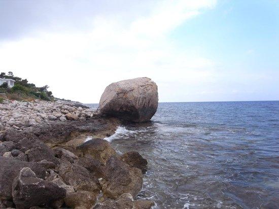 B&B Villa Addaura: view of the sea