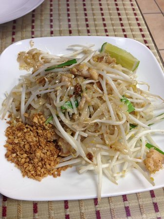 Thai Thai: Pad Thai