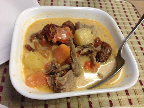 Thai Thai: Duck Curry