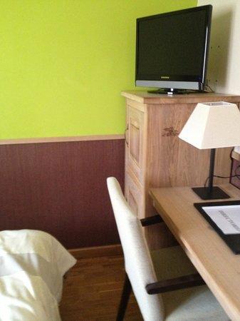 Hotel A Boira: Chambre clean