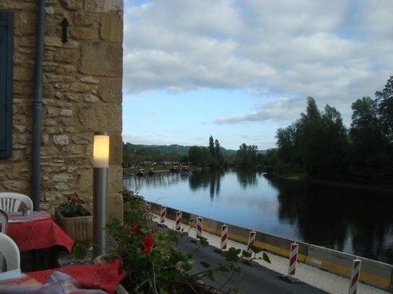 L'Ancre d'Or: View from table!!