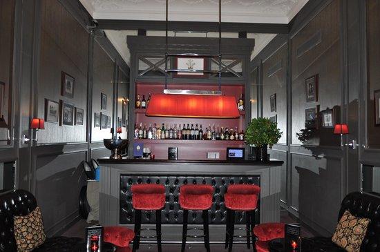 Grande Hotel Do Porto: le bar