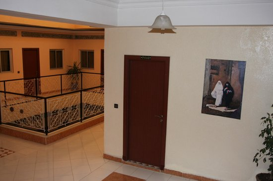 Hotel Narjisse: этаж отеля