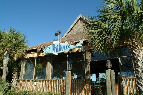 Wahoo's Raw Bar & Marina