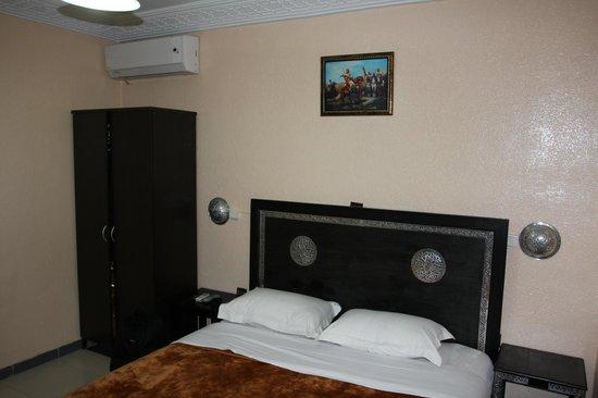 Hotel Narjisse: номер