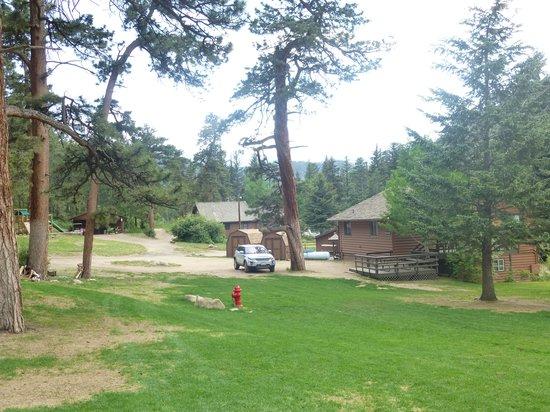 Glacier Lodge: Deer Ridge cabin