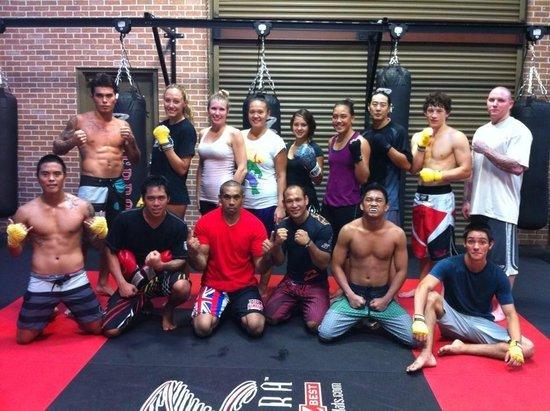 Mixed martial arts,boxing,ju jitsu,karate - Picture of The