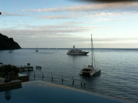 Sugar Beach, A Viceroy Resort: View from our room