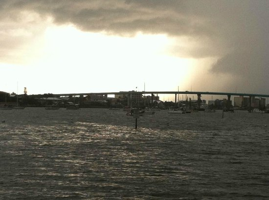 Fort Myers Princess : The view from the ship.