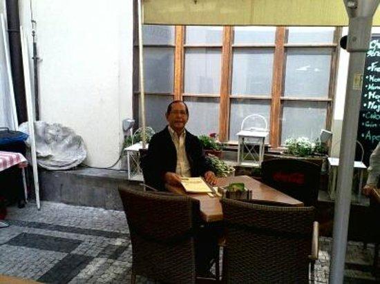 Restaurant Shanghai : comedor principal