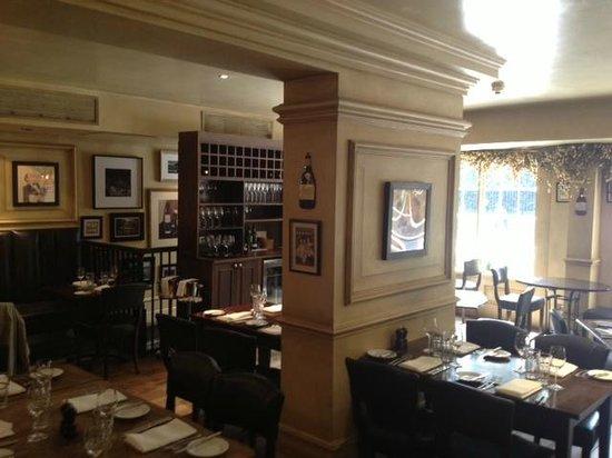 Hotel du Vin Cambridge: Bistro