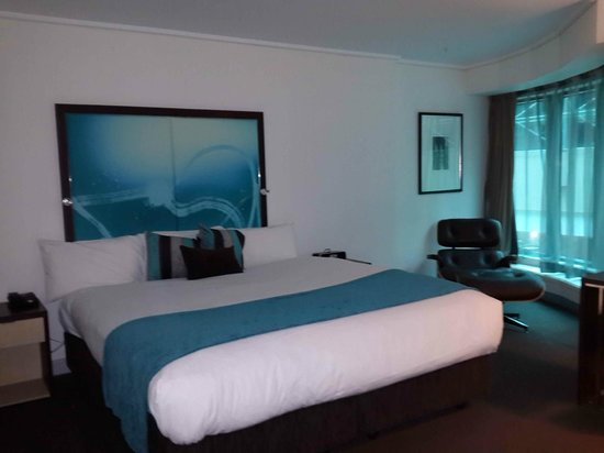 Novotel Melbourne on Collins: Room 901