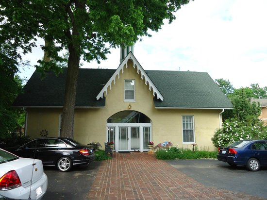 Inn at Woodhaven: Carriage House