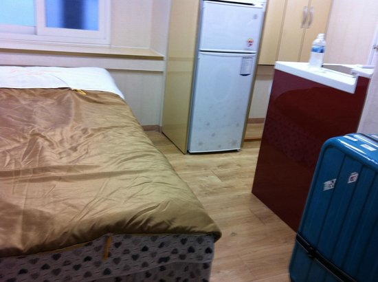 Guest House Myeongdong: ベット