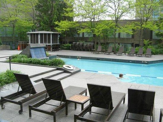 Swimming Pool Picture Of Hotel Bonaventure Montreal Montreal Tripadvisor