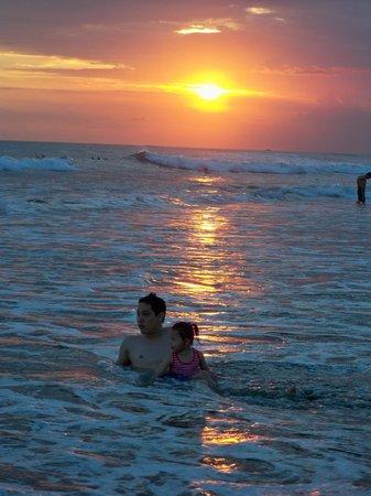 Villa Berawa : Beautifull beach just a few minutes walk