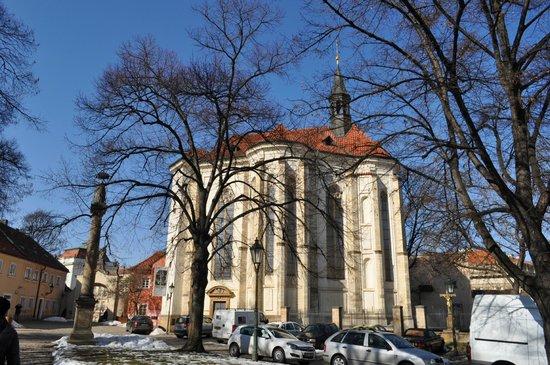 Apartments Praha 6: Strahov Monastery