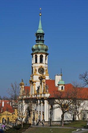 Apartments Praha 6: Loreto