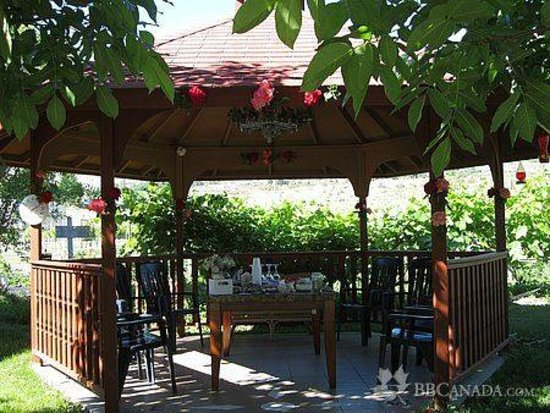Countryside Bed & Breakfast : Countryside B&B Gazebo use for relaxation or even entertainment