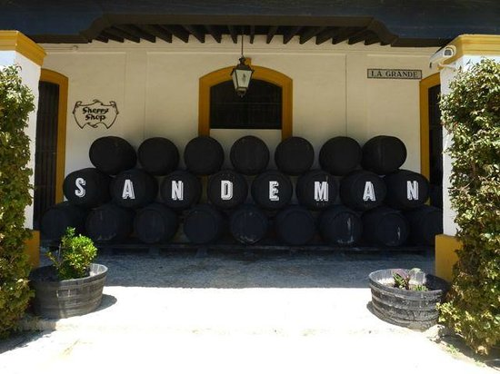 The House of Sandeman Jerez: Sandeman Bodega