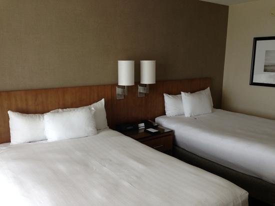 Hyatt Regency Denver At Colorado Convention Center: Double Beds